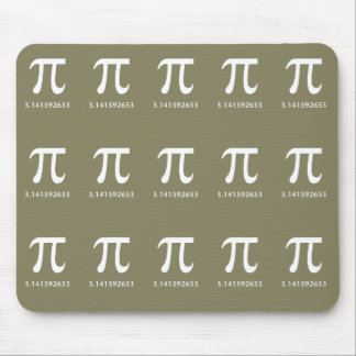 Can't Get Enough Pi, Nothing More #2 Mouse Pad