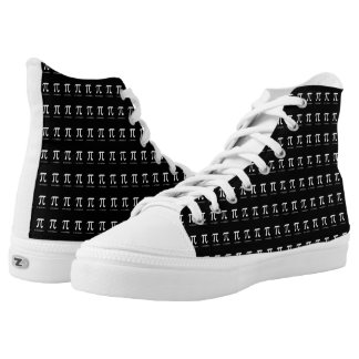 Can't Get Enough Pi, Nothing More Printed Shoes