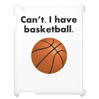 Can t I Have Basketball Cover For The iPad