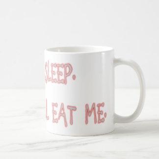 Can`t  Sleep, Clown Will Eat Me Coffee Mug