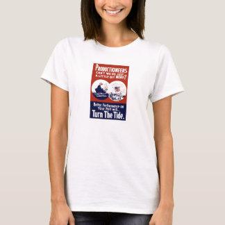 Can't We Do Just A Little Bit More -- WW2 T-Shirt