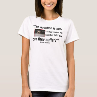 Can they suffer? T-Shirt
