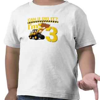Can U Dig It? I'm 3 Tee Shirts