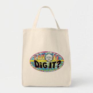 Can U Dig It Tie Dye Bag
