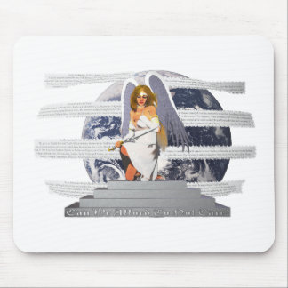Can We Afford To Not Care? Mouse Pad