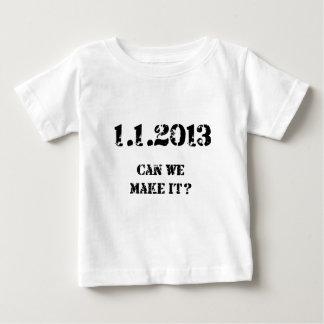 Can we make it? tee shirt