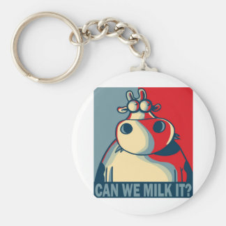CAN WE MILK IT? KEY CHAINS