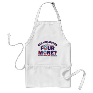 Can You Afford Four More Adult Apron