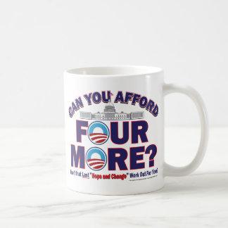 Can You Afford Four More Coffee Mug