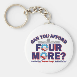 Can You Afford Four More Keychain