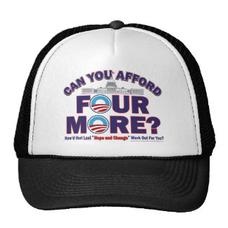 Can You Afford Four More Trucker Hat