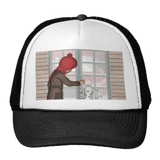 Can You Come Out to Play? Trucker Hat