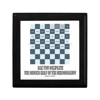 Can You Complete The Second Half Of The Chessboard Jewelry Box