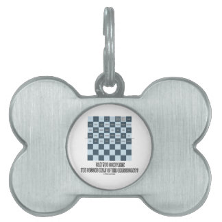 Can You Complete The Second Half Of The Chessboard Pet Tag