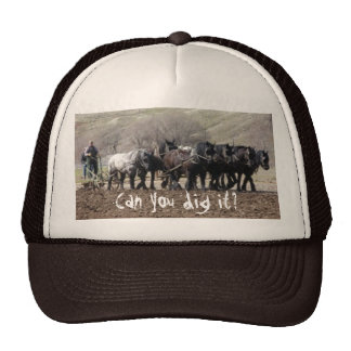 Can you dig it? hats