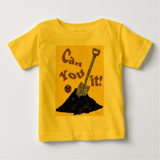 Can you dig it! t-shirt