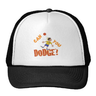 Can You Dodge? Trucker Hat
