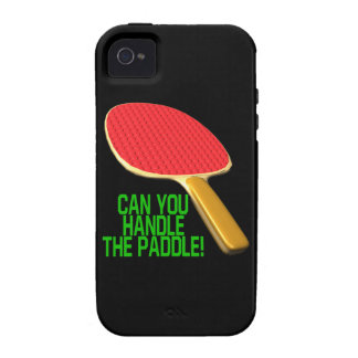 Can You Handle The Paddle Case-Mate iPhone 4 Covers
