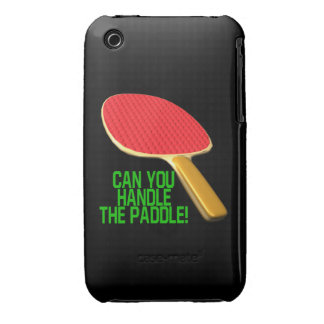 Can You Handle The Paddle Case-Mate iPhone 3 Case