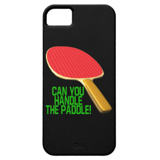 Can You Handle The Paddle iPhone SE/5/5s Case
