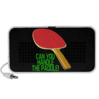 Can You Handle The Paddle Portable Speaker