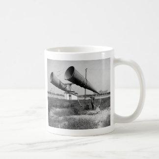 Can You Hear Me Now? 1921 Coffee Mug