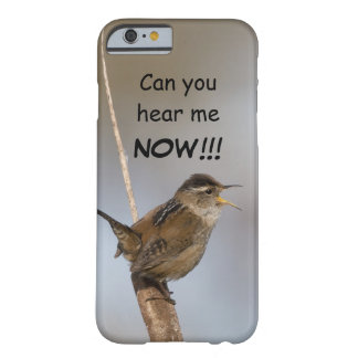 Can you hear me NOW!!! Barely There iPhone 6 Case