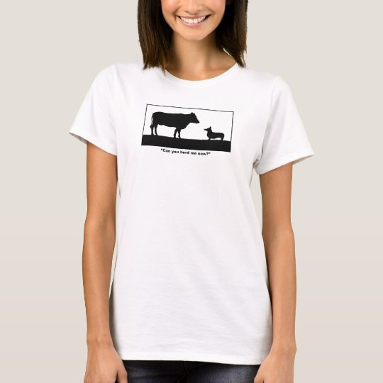 Can You Herd Me Now Spaghetti Strap T-Shirt