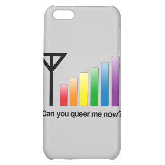 CAN YOU QUEER ME NOW - png Case For iPhone 5C