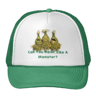 Can You Rawr Like A Monster? Trucker Hat