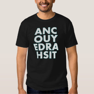 Can You Read This Anagram Shirt