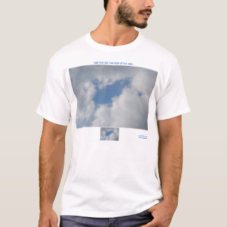 CAN YOU SEE THE DOG IN THE SKY? T-Shirt