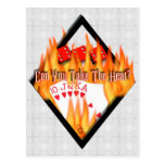 Can you take the Heat? Post Card