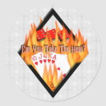 Can you take the Heat? Stickers