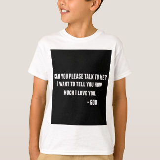 Can You Talk To Me T-Shirt