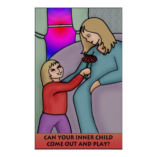 Can Your Inner Child Come Out and Play? Poster