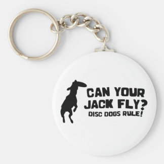 Can Your Jack Fly Keychain
