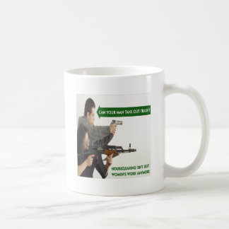 Can YOUR Man Take Out The Trash? Coffee Mugs