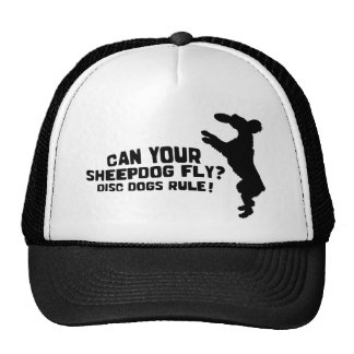 Can Your Sheepdog Fly Trucker Hat