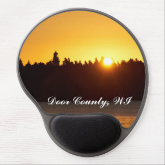 Cana Island Lighthouse, Door County, WI Mousepad