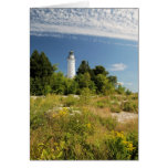lighthouse, cana island, door county, wisconsin,