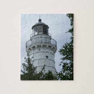 Cana Island Lighthouse Jigsaw Puzzle
