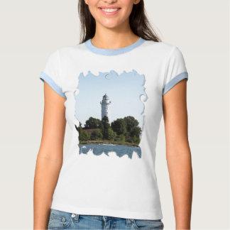 Cana Island Lighthouse T-Shirt