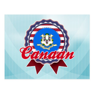 Canaan, CT Postcards