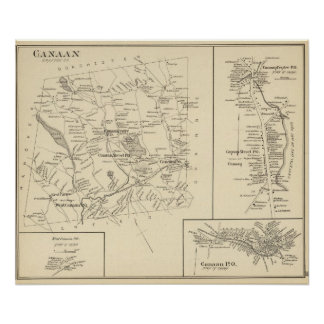 Canaan, Grafton Co Posters
