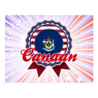 Canaan, ME Postcards