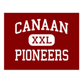 Canaan - Pioneers - Middle - Plain City Ohio Postcards