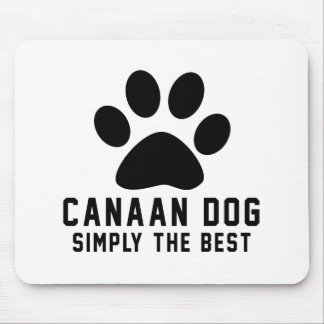 Canaan Simply the best Mousepad