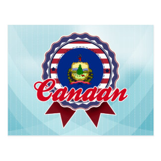 Canaan, VT Post Card
