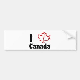 canada3 bumper sticker